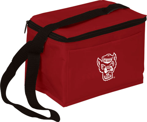 NC State Wolfpack Red Wolfhead Deluxe Insulated Bag