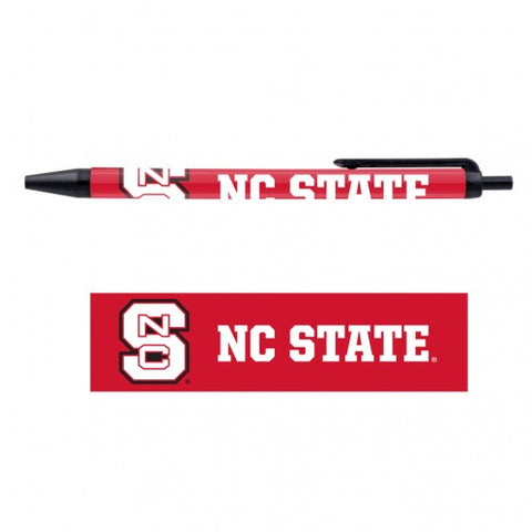 NC State Wolfpack 5 Pack of  Block S Pens