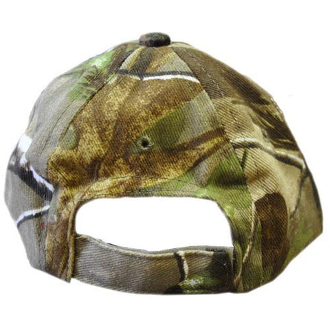 NC State Wolfpack Infant/Toddler Camo Hat