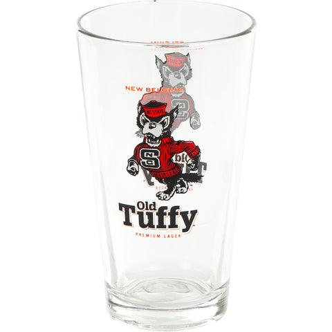 New Belgium Old Tuffy Pint Glass