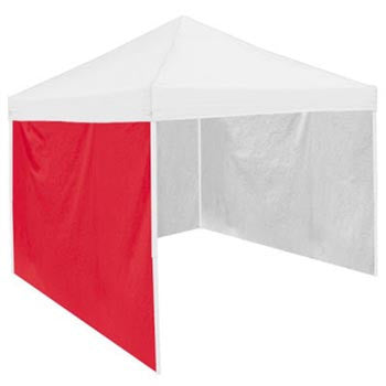 NC State Wolfpack Red Tent Side Panel