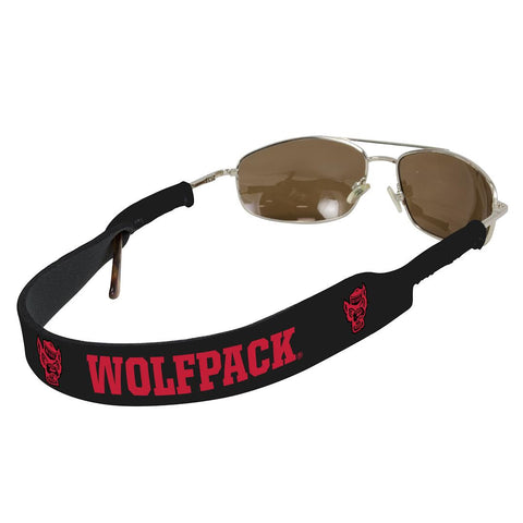 NC State Wolfpack Black Wolfhead Shade Holder