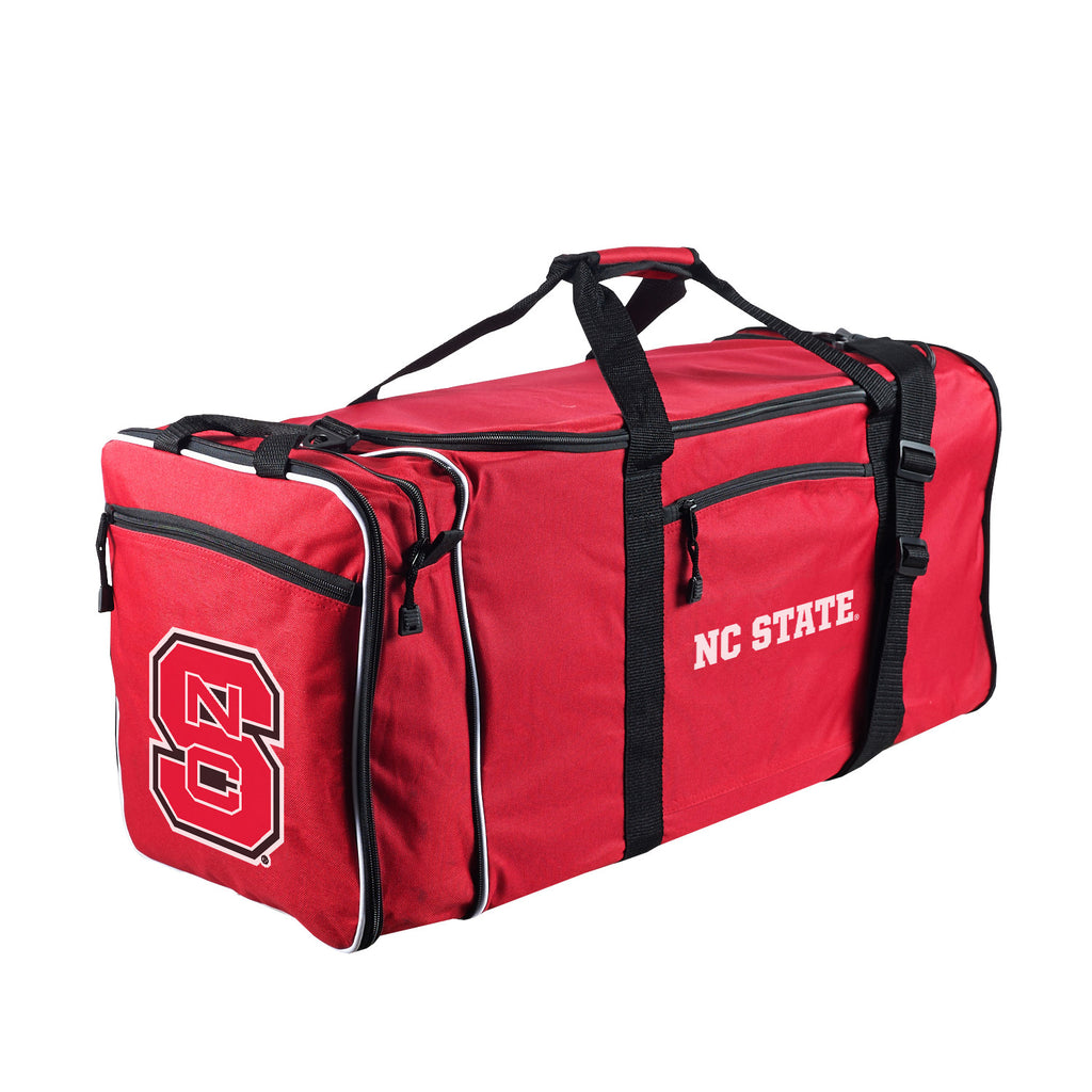 "North Carolina State Wolfpack 28"" Red Steal Duffle Bag"