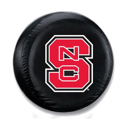 NC State Wolfpack Block S Tire Cover