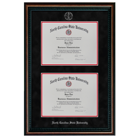 NC State Wolfpack New England Diploma Frame - 7072-1