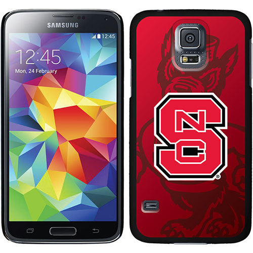 NC State Wolfpack Watermark Samsung Galaxy S5 Thinshield Case