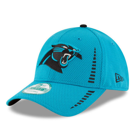 Carolina Panthers 2016 New Era Blue Speed Adjustable Hat