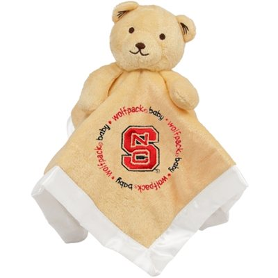 NC State Wolfpack Plush Security Bear