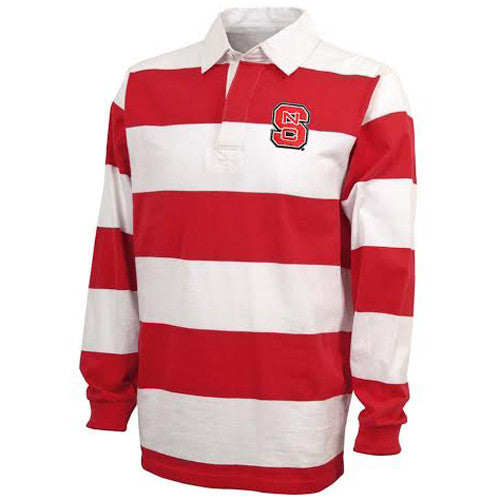NC State Wolfpack Classic Rugby Shirt