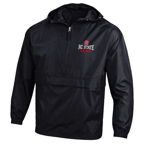 NC State Wolfpack Champion Black Pack N Go Jacket