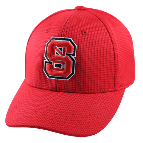 NC State Wolfpack TOW Red Booster Plus One Size Hat
