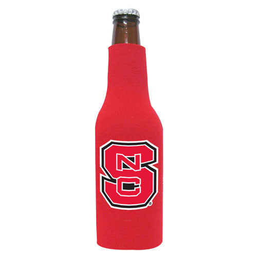 NC State Wolfpack Red Block S Bottle Suit