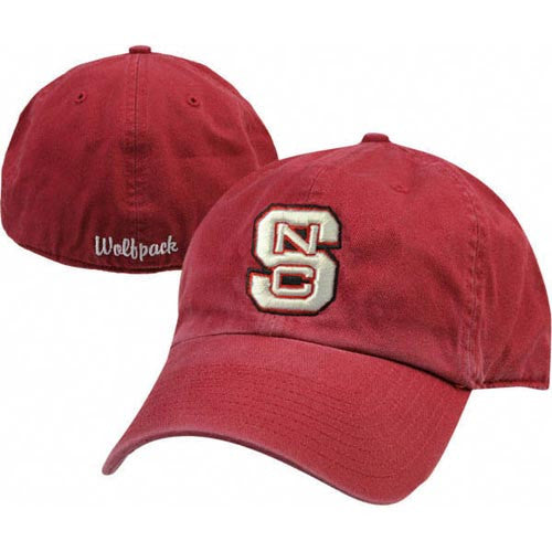 NC State Wolfpack Red 47 Brand® Franchise Fitted Hat