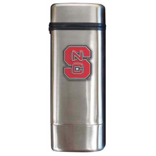 NC State Wolfpack Stainless Steel Utility Cases