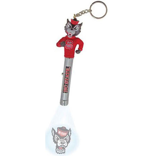 NC State Wolfpack Mascot Pocket Light