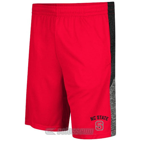 NC State Wolfpack Red Friction Shorts