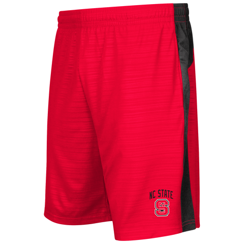 NC State Wolfpack Red In the Vault Shorts