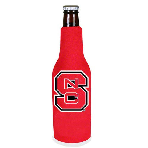 NC State Wolfpack Red Hard Bottom Bottle Jacket