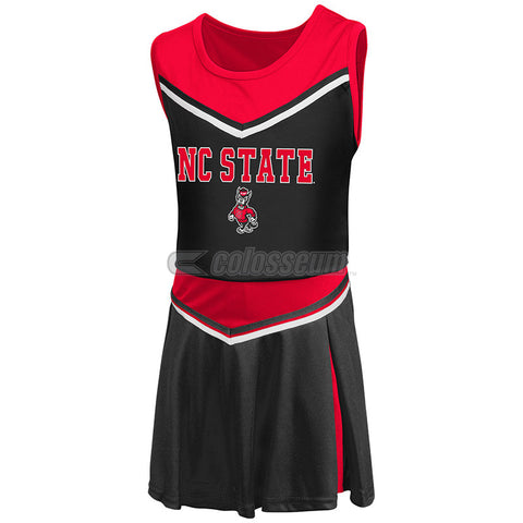 NC State Wolfpack Toddler Aerial Cheer Outfit