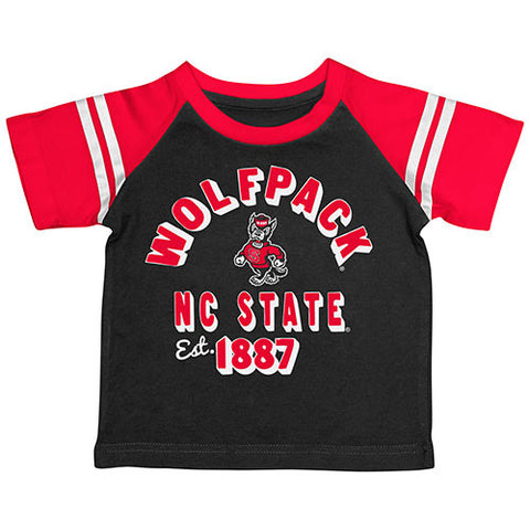 NC State Wolfpack Infant/Toddler Rocker T-Shirt