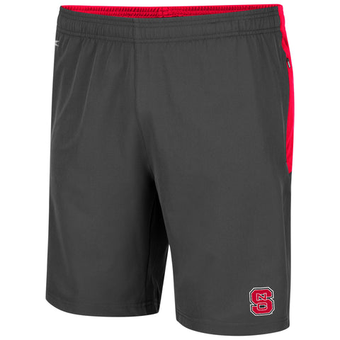 NC State Wolfpack Men's Charcoal Jean-Ralphio Shorts