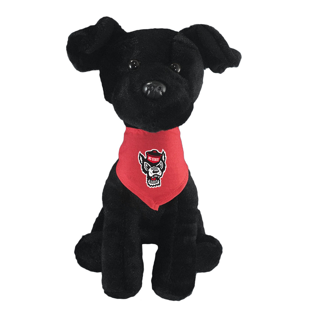 NC State Wolfpack Mighty Tyke Black Lab Dog