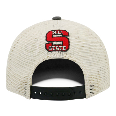 NC State Wolfpack TOW Slob Wolf/State of NC Mesh Hat