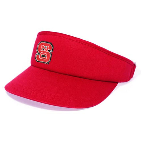 "NC State Wolfpack Red ""The Game"" Golf Visor"