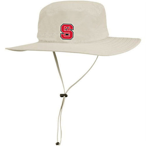 NC State Wolfpack Khaki Boonie Hat