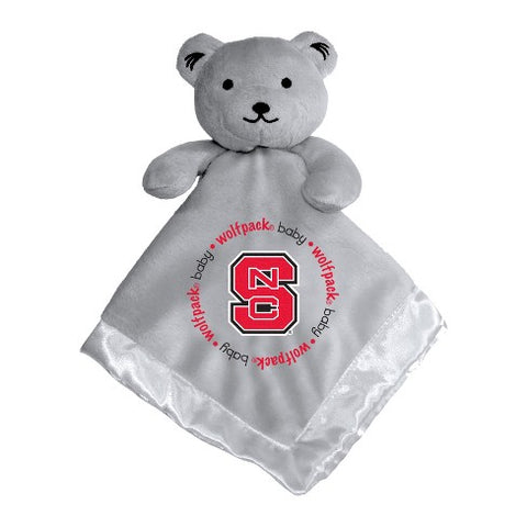NC State Wolfpack Plush Grey Security Bear
