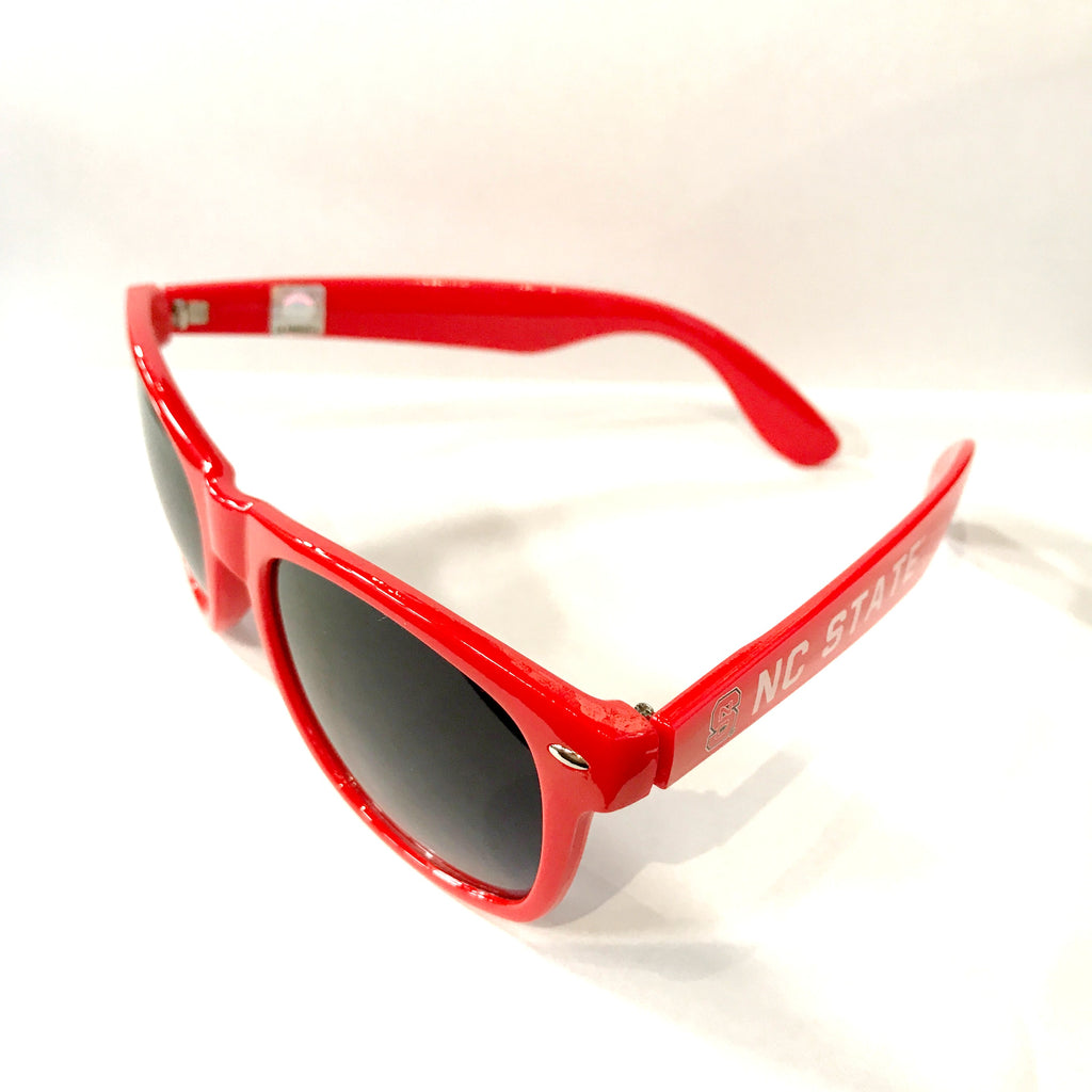NC State Wolfpack Wincraft Red Sunglasses