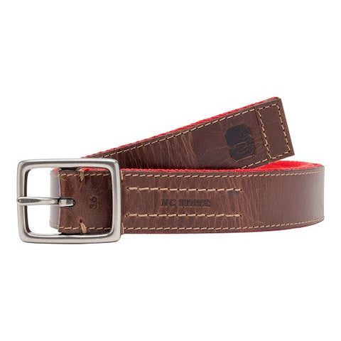 NC State Wolfpack Red Reversible Alumni Belt