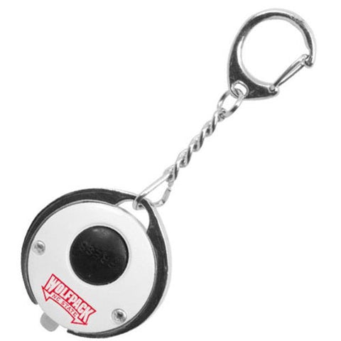 NC State Wolfpack LED Flashlight Keychain