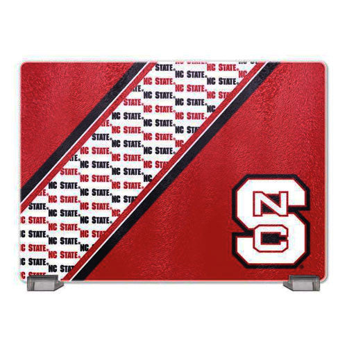 NC State Wolfpack Tempered Glass Cutting Board