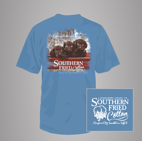 Southern Fried Cotton Youth Lil' Rascal T-Shirt
