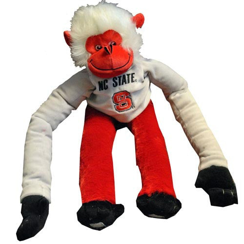 "NC State Wolfpack 27"" Team Monkey"