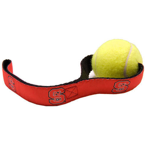 NC State Wolfpack Tennis Ball thrower