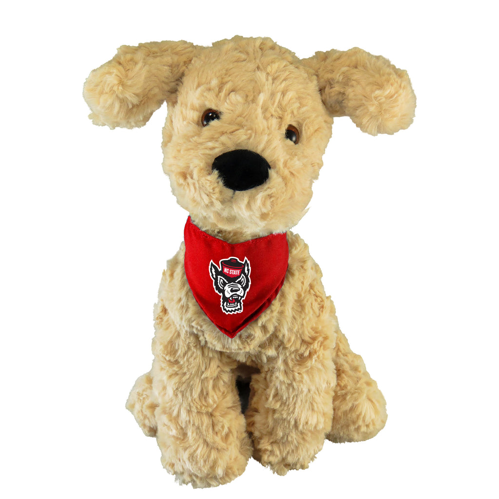 NC State Wolfpack Mighty Tyke Golden Retriever Dog