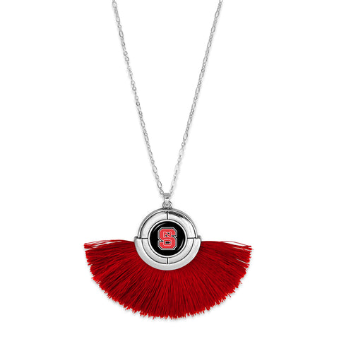 NC State Wolfpack No Strings Attached Necklace