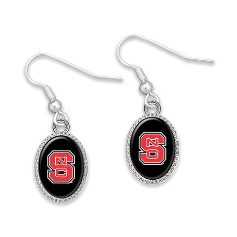NC State Wolfpack Kennedy Earrings