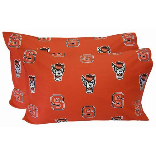 NC State Wolfpack Red Pillow Case