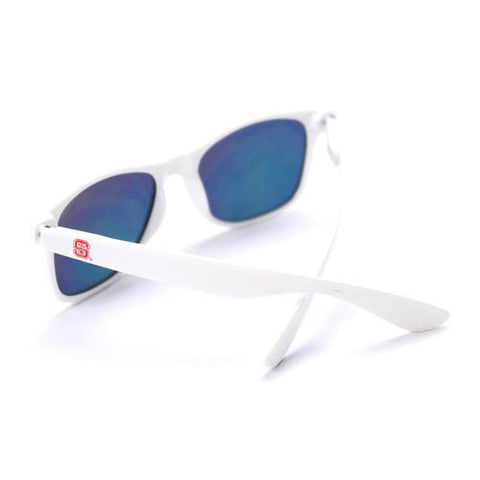 NC State Wolfpack White Throwback Sunglasses