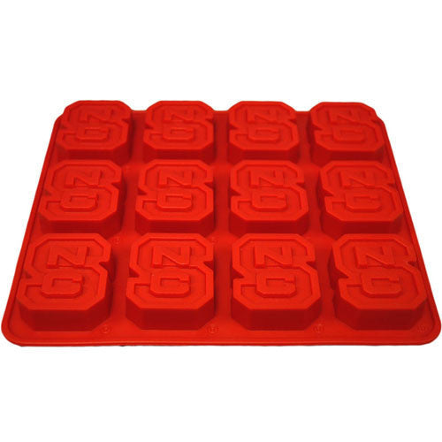 NC State Wolfpack FANPAN Dessert Molds/Ice Cube Trays