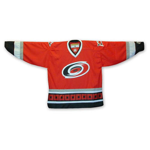 Carolina Hurricanes CCM 550 Red Hockey Jersey