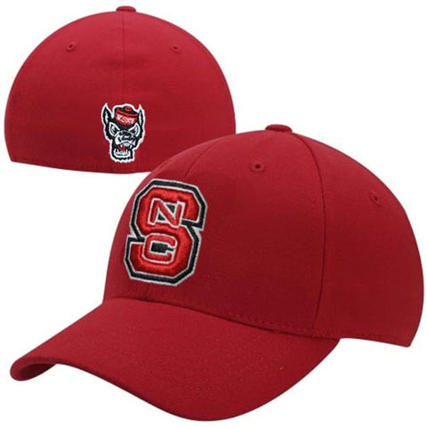 NC State Wolfpack TOW Red Premium One Fit Hat