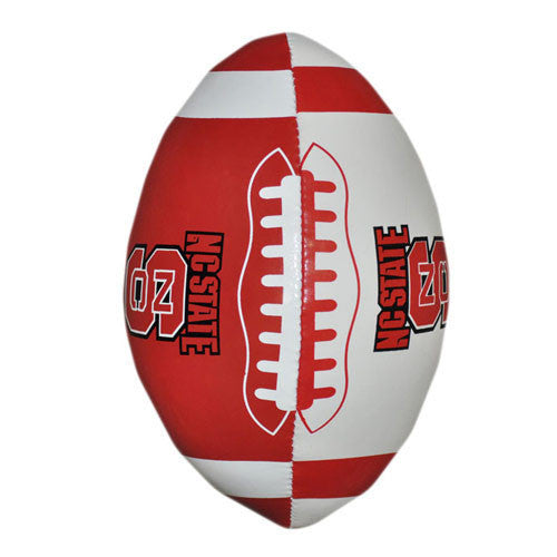 NC State Wolfpack Mini Soft Foam Football