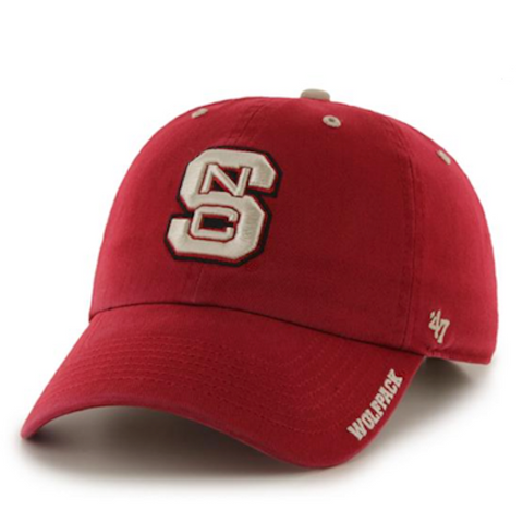 NC State Wolfpack 47 Brand Red Ice Adjustable Hat