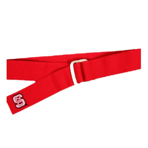 NC State Wolfpack Boy's Red Belt