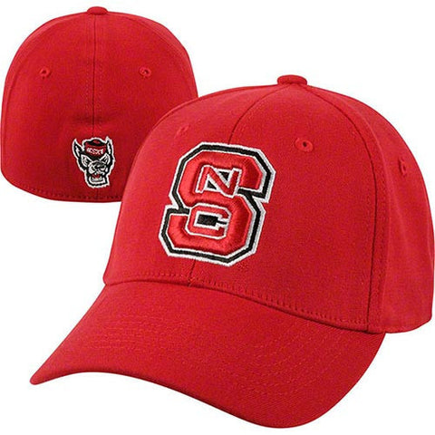 NC State Wolfpack Red TOW Youth Flex Fit Youth Hat