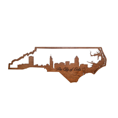 "City of Oaks 32"" Wall Hanging"